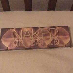 Brand new in box Naked Reloaded